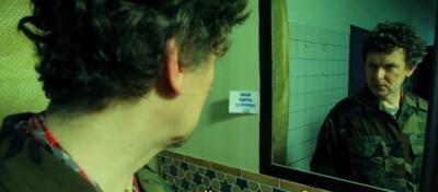 Michel Gondry als Taxi Driver