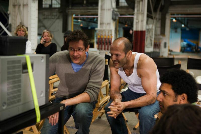 Death Race mit Jason Statham