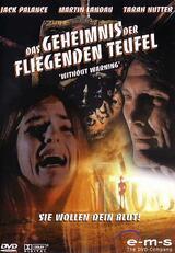 Das Geheimnis der fliegenden Teufel - Poster