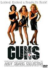 Guns - Sex Frauen räumen ab - Poster