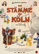 Die Stämme von Köln - Poster