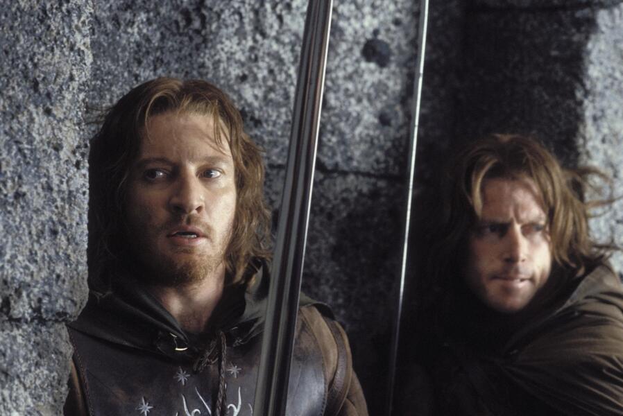 Der Herr der Ringe: Die Rückkehr des Königs mit David Wenham