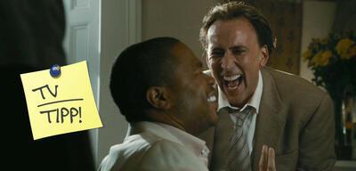 Xzibit und Nicolas Cage in Bad Lieutenant - Cop ohne Gewissen