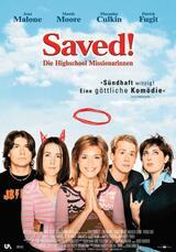 Saved! - Die Highschool Missionarinnen - Poster