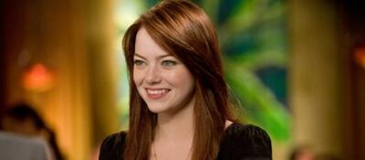 Emma Stone in Crazy, Stupid, Love