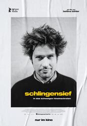 Schlingensief - In das Schweigen hineinschreien Poster