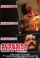 Avanaida - Todesbiss der Satansviper
