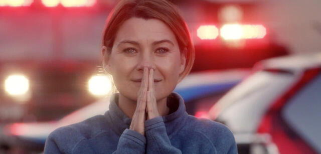 Grey's Anatomy: Ellen Pompeo als Meredith Grey
