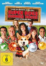 Super Dogs Summer House - Poster