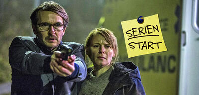 Die  dänische Krimi-Drama-SerieDicte