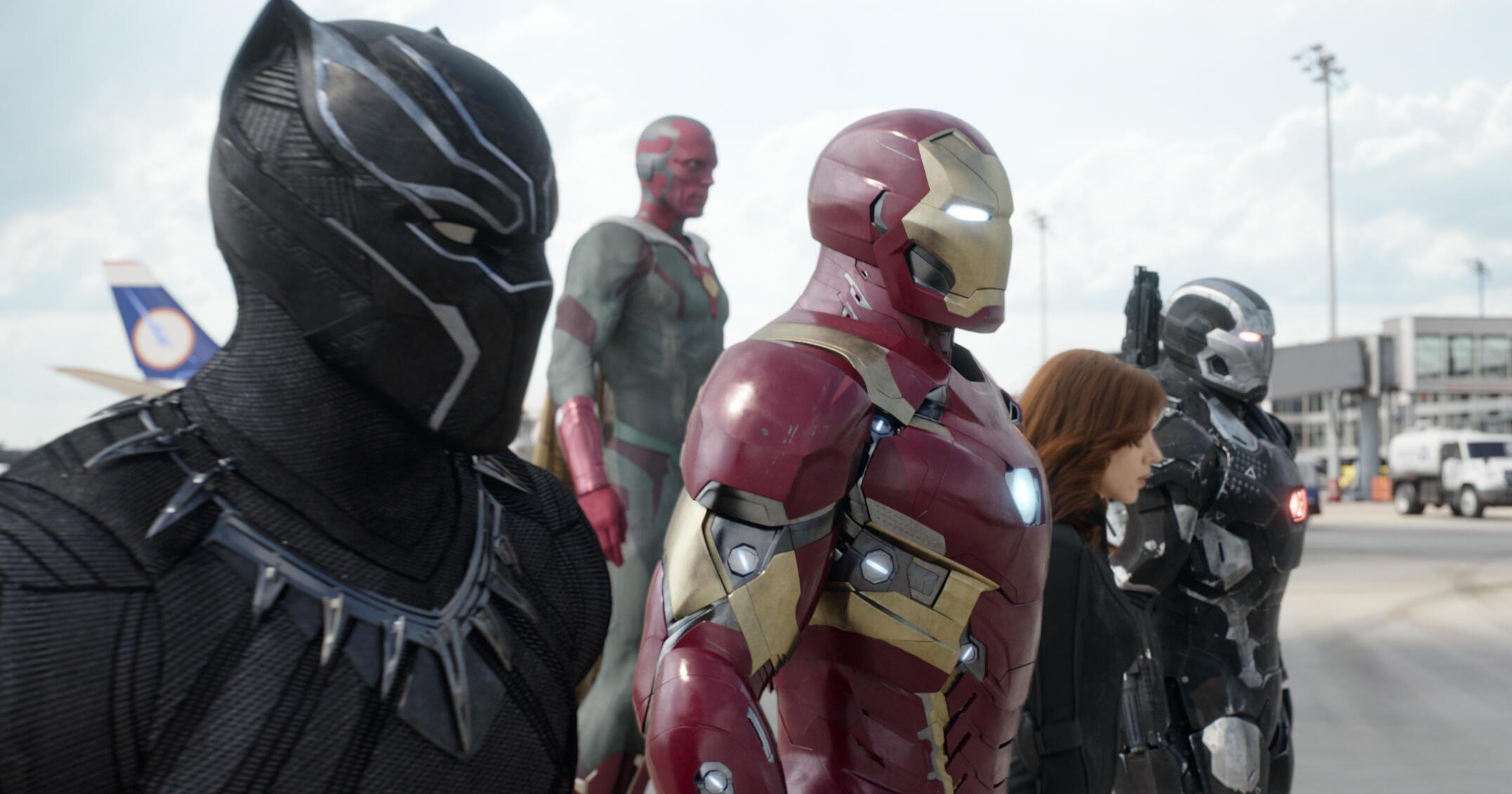 The First Avenger: Civil War Imdb