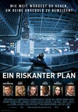 Ein riskanter Plan - Poster