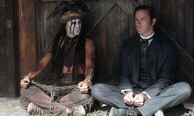 Lone Ranger mit Johnny Depp - Bild 2