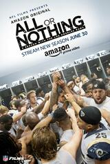 All or Nothing: A Season with the Los Angeles Rams - Poster