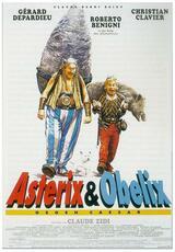 Asterix & Obelix gegen Caesar - Poster