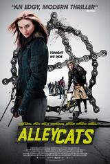 Alleycats - Poster