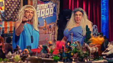 America 3000 bei SchleFaZ