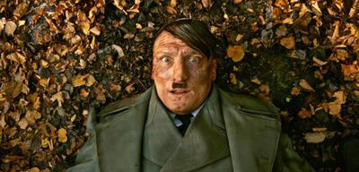 Oliver Masucci in der Hitler-Satire Er ist wieder da