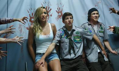 Scouts vs. Zombies - Handbuch zur Zombie-Apokalypse mit Tye Sheridan und Logan Miller - Bild 1