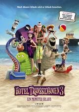 Hotel Transsilvanien 3 - Ein Monster Urlaub - Poster