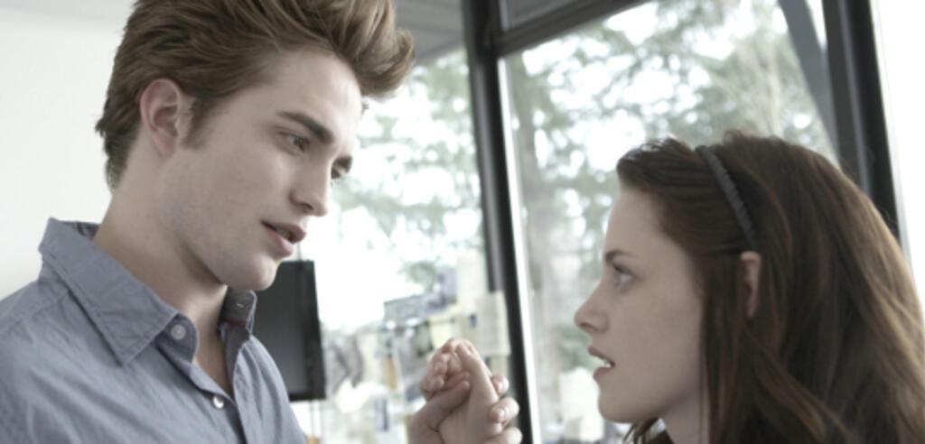 Bella und Edward in Twilight