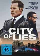 City of Lies - Poster
