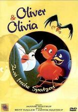 Oliver und Olivia - Zwei freche Spatzen