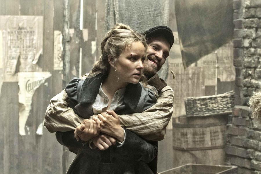 Jack The Ripper Eine Frau Jagt Einen Mörder Dvd