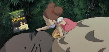 Bild zu:  Zu Unrecht unterschätzt: Mein Nachbar Totoro