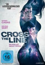 Cross the Line - Du sollst nicht töten - Poster
