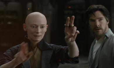 Doctor Strange mit Benedict Cumberbatch und Tilda Swinton - Bild 12