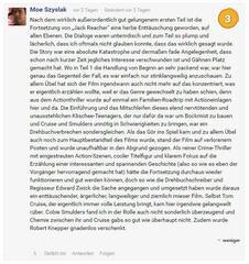 Kommentar von Moe Szyslak
