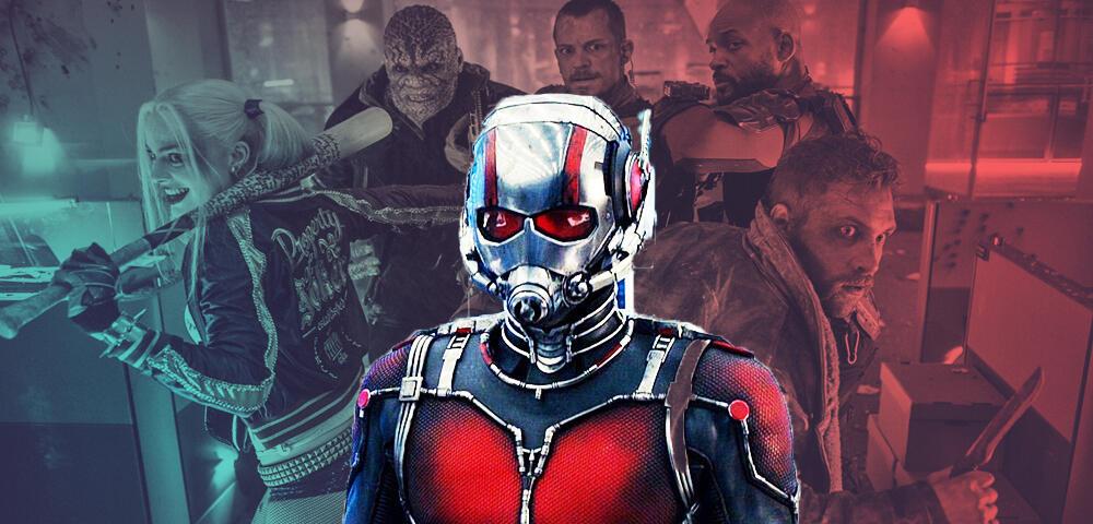 Suicide Squad 2: Ant-Man-Star spielt ganz neuen Bösewicht