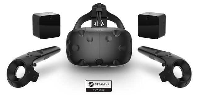 Das Virtual Reality-Kit Vive