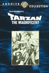 Tarzan, der Gewaltige - Poster