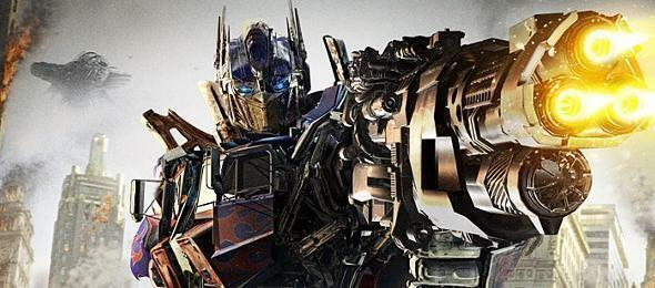 Transformers Artwork