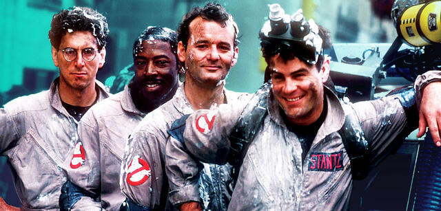 Die Original-Ghostbusters
