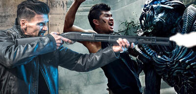 Beyond Skyline: Iko Uwais und Frank Grillo in Aktion