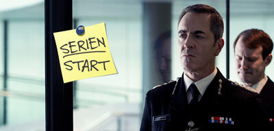 James Nesbitt in Babylon