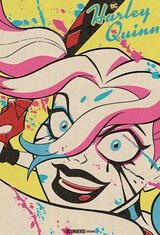 Harley Quinn - Poster