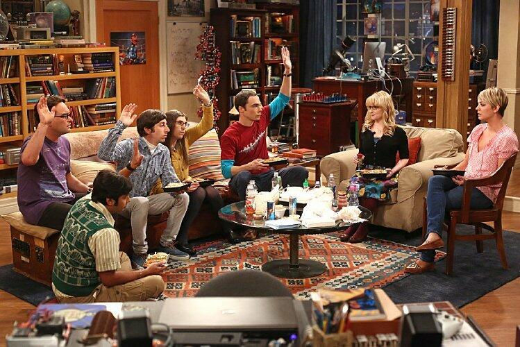 Big Bang Theory Staffel 13