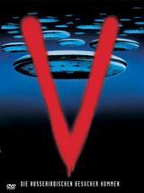 V - Die außerirdischen Besucher kommen - Poster