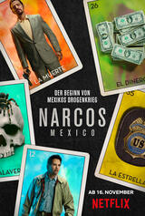 Narcos: Mexico - Poster