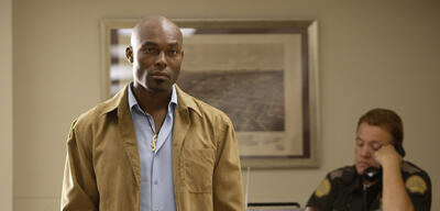 Jimmy Jean-Louis als der Haitianer in Heroes