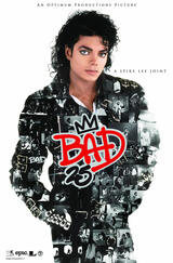 Bad 25 - Poster