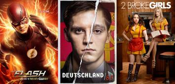 Bild zu:  The Flash, Deutschland 83, 2 Broke Girls