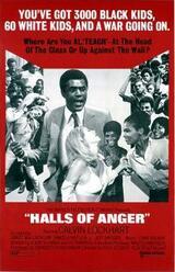 Halls of Anger - Poster