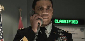 Harry Lennix als General Swanwick