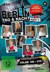 Berlin - Tag und Nacht Staffel 11 - Poster