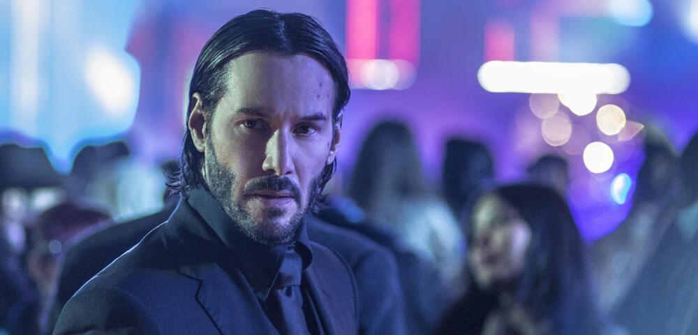 John Wick: Kapitel 2 - Keanu Reeves ballert auch im deutschen Trailer